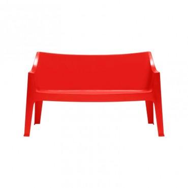 Divano Coccolona Rojo