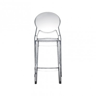 Barstool Igloo Transparente