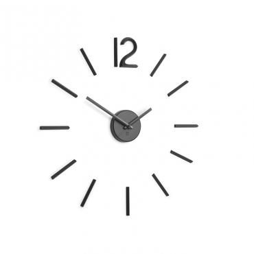 Blink Clock Black
