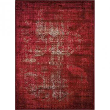 Alfombra Karma Roja 160x220