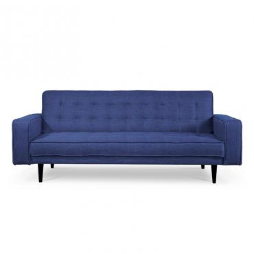 Sofá Cama Linda Azul