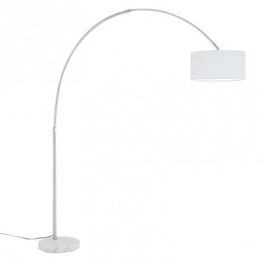 Lámpara de Piso Blanca...