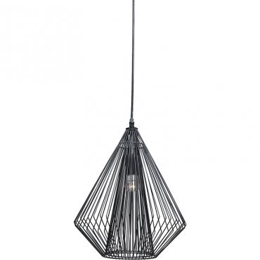 Lámpara Modo Wire Negro