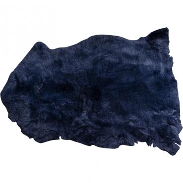 Piel Cordero Heidi Azul 85x60