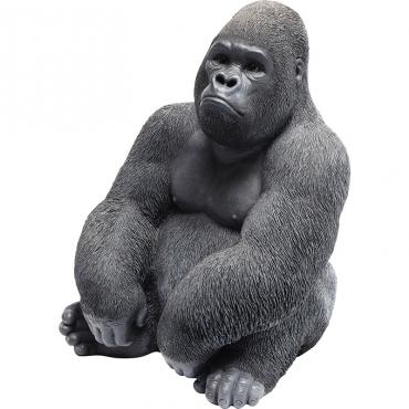 Objeto Deco Monkey Gorilla...