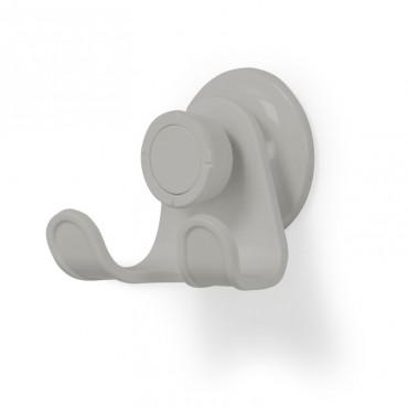 Flex Gel-Lock Dbl Hook Grey