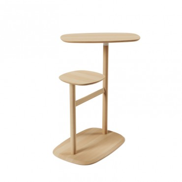 Swivo Side Table Natural