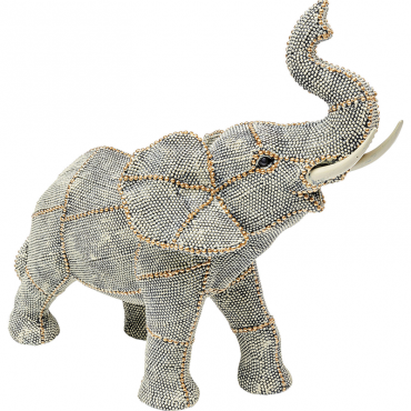 Objeto Deco Walking Elephant