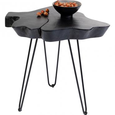 Side Table Aspen Black 50x50