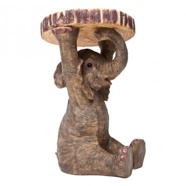 Side Table Animal Elefant...