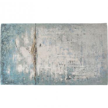 Alfombra Abstract Azul...