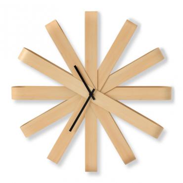 Ribbonwood Wall Clock...