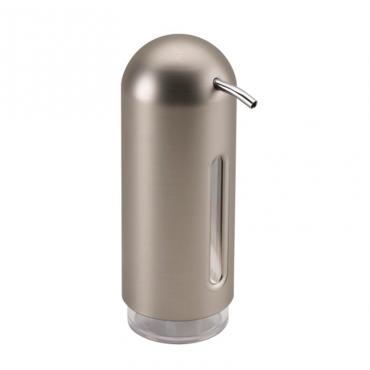 Penguin Soap Pump 12 Oz Nickel