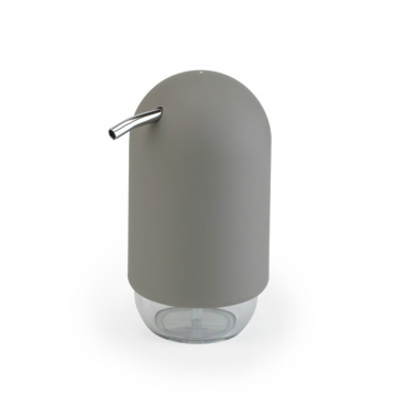 Touch Soap Pump Grey