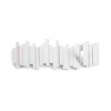 Sticks Multi Hook White