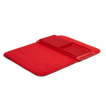 Udry Drying Rack Mat Red