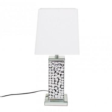 Lámpara de Mesa Valeria Vidrio