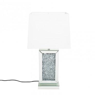 Lámpara de Mesa Frances Vidrio