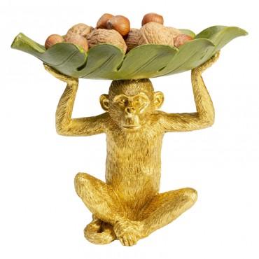 Figura Decorativa Banana Leaf