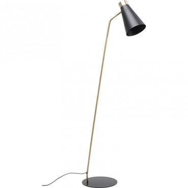 Lámpara de Piso Richmond Negro