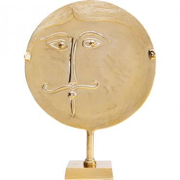 Objeto Deco Man In The Moon