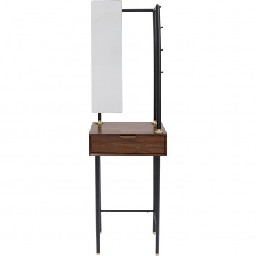 Coat Rack with Mirror...