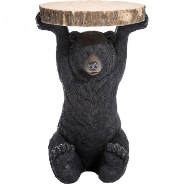 Mesa Auxiliar Animal Bear 33cm
